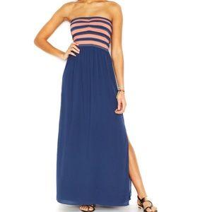 Rachel Roy Strapless Maxi Dress